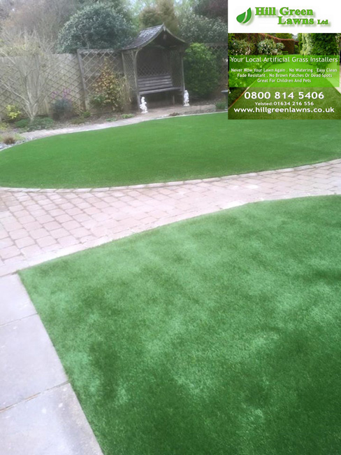 Home Page Lawn
